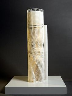 Foster + Partners, architectural model, modelo, maquette