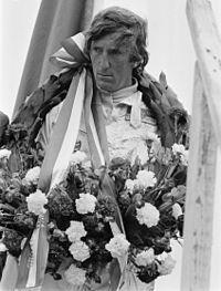 Informações pessoais Nome completoKarl Jochen Rindt NacionalidadeAlemanha Alemão/ÁustriaAustríaco Nascimento18 de abril de 1942 Mainz, Alemanha Morte5 de setembro de 1970 (28 anos) Milão, Itália Registros na Fórmula 1 Temporadas1964-1970 Equipes3 (Brabham, Cooper e Lotus) GPs disputados62 (60 largadas) Títulos1 (1970) Vitórias6 Pódios13 Pontos109 (107)1 Pole positions10 Voltas mais rápidas3 Primeiro GPGP da Áustria de 1964 Primeira vitóriaGP dos Estados Unidos de 1969 Última vitór