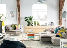 IKEA catalogue 2015! Way more exciting than any clothes catalogue... Am I getting old?