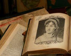 Jane Austen books - Eigenwijs, landelijk geinspireerd bloggen