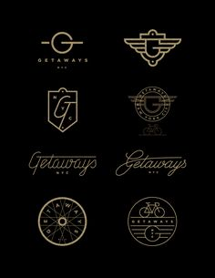Creative Fletcher, Logos, Getaways, Nyc, and Branding image ideas & inspiration on Designspiration Web Design, Graphic Design Studio, Graphic Design Typography, Graphic Prints, Print Design, Design Logos, Design Art, Typography Images, Vintage Logos