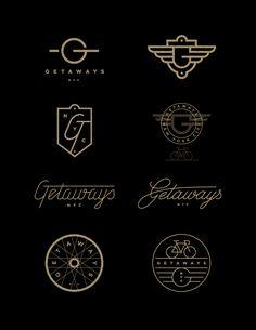 57 best logo lettermark images graph design visual identity rh pinterest com