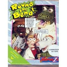 Round The Bend for Commodore 64 from Impulze