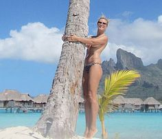 Heidi Klum: Topless… χαιρετίσματα από τον παράδεισο