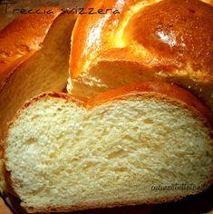 Non è un pan brioche ma neppure un pane semplice, la treccia svizzera è un mix ben riuscito , buonissima con la marmellata ma altrettanto con il salato...