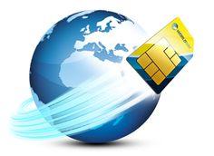 Sim card - http://www.worldsim.com