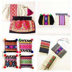 10月バンコクでのワークショップの日程です。 10月前半は 刺繍の会のみの開催になります。 刺繍飾り・ピアス・ブローチなどの日程はこちらか...