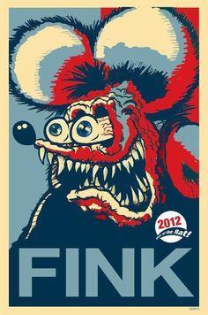 He's got my vote.