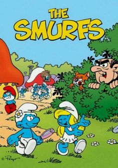 Historical Smurf Thomas Edison The Smurfs Pinterest Smurfs