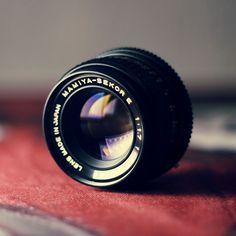 Mamiya-Sekor E 1:1.7 50MM #mamiya #lens #lenses #vintage