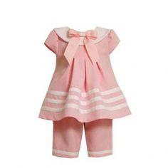 Light Pink Sailor Dress With Bloomers Sailor Dress, Bonnie Jean, Vintage Children, Little Girls, Kids Outfits, Kids Fashion, Summer Dresses, Pink, Clothes