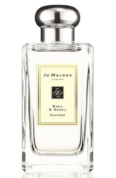 Flirt with oh-so floral neroli and a delicious wink of basil with this quintessentially British and always playful Jo Malone scent.