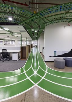 Commercial IT Department Workplace - Studio Nine Architects Workplace, Architects, Commercial, Studio, Projects, Log Projects, Blue Prints, Building Homes, Studios