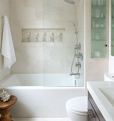 kids bath tile for shower | Relaxing Bathroom Designs That Soothe the Soul