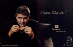 George for Nespresso of Switzerland