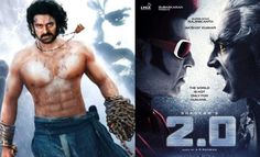 Baahubali 2 vs Rajini's 2.0: Guess Which Is the Pre-Release Favourite?