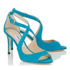 Zapatos para invitada. ¡Una selección de lo más TOP con diseños y colores  espectaculares 856e3f31bae3