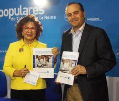 El presidente del PP de Talavera de la Reina destaca los buenos resultados de las políticas de los gobiernos del PP en cuanto a creación de empleo - 45600mgzn