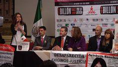 """Luis Wertman y el Consejo Ciudadano presentes en """"Un Billón de pie por la Justicia"""" 15 de Febrero en la Alameda - Diario Judío México"""
