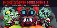 Escape From Hell The Adrenaline Horror  Game is a most dynamic and fast escape runner game for android ever !!!