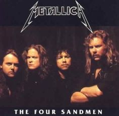 1991-08-10: Copenhagen, Denmark [The Four Sandmen] by Metallica ...