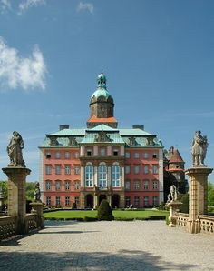 Ksiaz Castle, Poland, built in 1282-1292