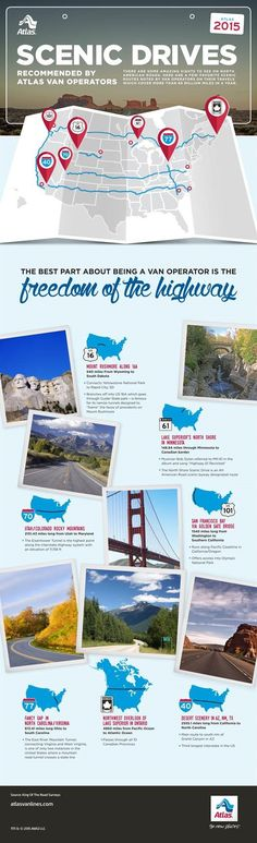 What's your favorite, most-scenic route around the U.S. and Canada?   Overdrive - Owner Operators Trucking Magazine