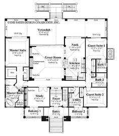 Federation House Plans