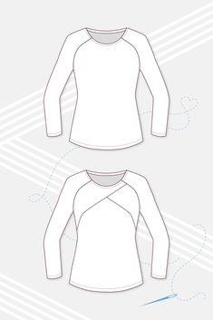 freebook raglan shirt   raglan shirts, schnittmuster kostenlos kinderkleidung und shirts nähen