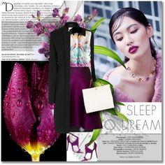 ★★Sleep To Dream★★, created by hatsgaloore on Polyvore