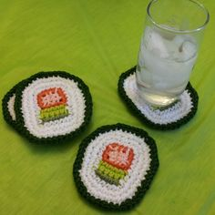 http://www.crochetdynamite.com/2012/04/i-love-california-rolls.html#