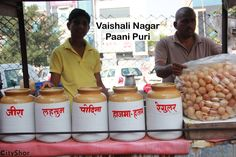 This is a gorge on gol gappa challenge! Love gol gappas?  Address:  Jaipur, Rajasthan, India #Street Food #Cart #TheGolgappaLords #CityShorJaipur