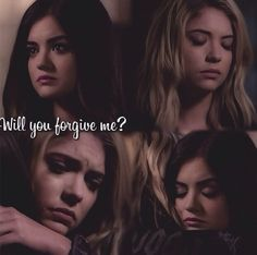 Pretty Little Liars Season 5 episode 9! I'm glad these two made up.