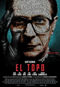 Directed by Tomas Alfredson. With Gary Oldman, Colin Firth, Tom Hardy, Mark Strong. In the bleak days of the Cold War, espionage veteran George Smiley (Gary Oldman) is forced from semi-retirement to uncover a Soviet Agent within Gary Oldman, Oscar 2012, Mark Strong, Colin Firth, Catching Fire, Great Films, Good Movies, Film Fantastic, Film Music Books