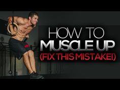 How To Muscle Up on Rings (WODprep Progression!) - YouTube
