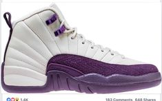 a7bb88704e3288 This is a special girls grade school version in the Air Jordan 12 Retro.  The Latest Sneakers