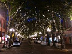 Pioneer Square. Seattle. By Melissa Fletcher.