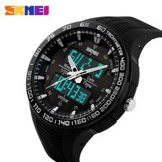 f42628f1d80 2016 Top SKMEI Men Sports Military Quartz Watches Luxury Brand Fashion  Casual Wristwatch Men s Digital Watch relogio masculino