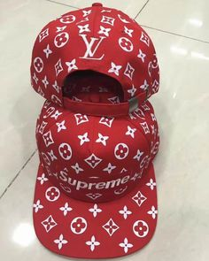 Louis Vuitton Supreme Cap  4e5796ca7ba