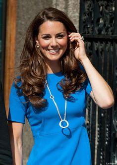 Kate Middleton Baby Shower   ... de la casa real dicen que Kate quiere dar a luz de forma natural