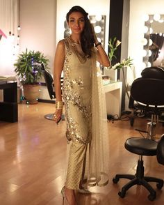 From the Karma Archives - Stunning Asmaa Mumtaz in the Starry Starry Night outfit on her engagement, from Karma Red's Constellation Collection #karma #bride #pakistaniwedding #pakistanifashion #designpowerhouse #karmared #crystal #sparkle #shine #trendalert