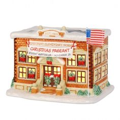 Department 56 Collectible Figurine, Peanuts Village Shopping is ...