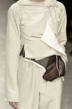 Yohji Yamamoto, S/S 2002