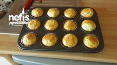 Kahvaltilik Muffinler