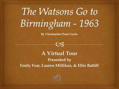 The watsons go to birmingham   1963