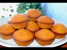 Muffins De Avena y Platano/No harina No Azucar/Armario Rosa - YouTube