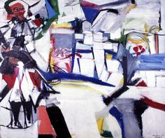 grace hartigan abstract paintings - Google Search