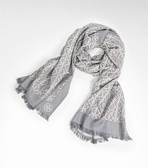ALL OVER T SCARF <3