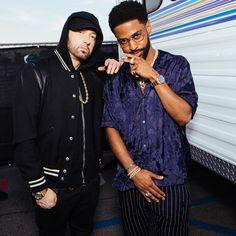 """BIGSEAN (@bigsean) on Instagram: """"313 Day"""" Eminem Rap, The Real Slim Shady, Rap God, Best Rapper, Big Sean, Oscar, Music Stuff, Music Is Life, My Man"""