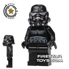 LEGO Star Wars Minifigure - Shadow Trooper